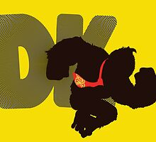 DK (Donkey Kong Version) - Sunset Shores by Kevandre