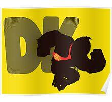 DK (Donkey Kong Version) - Sunset Shores Poster