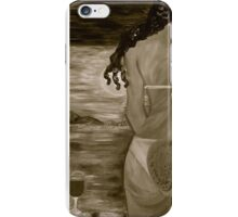Beach Girl  iPhone Case/Skin