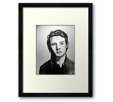 Jack the Lad Framed Print