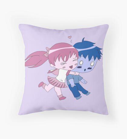 Chibi Throw Pillow