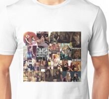 Carmilla collage Unisex T-Shirt