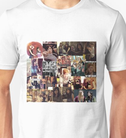Carmilla collage Unisex T-Shirt