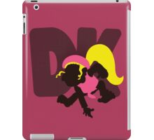 Dixie Kong - Sunset Shores iPad Case/Skin