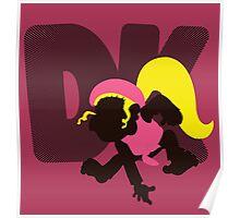 Dixie Kong - Sunset Shores Poster