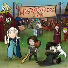 Westeros Faire O' Fun by nicolealesart