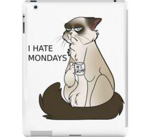 I Hate Mondays iPad Case/Skin