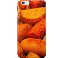 Roast Veggies iPhone Case/Skin