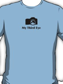 My third eye tee- See thru to shirt color T-Shirt