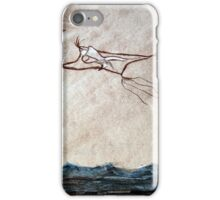 Between the Sea and the Sky iPhone Case/Skin