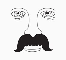 Moustache Man Unisex T-Shirt