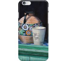 The French Potter's Window iPhone Case/Skin