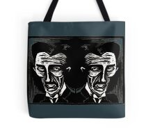 tesla (version 1 double) Tote Bag