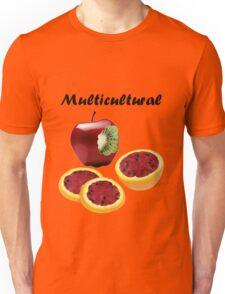 Multicultural Fruit Unisex T-Shirt