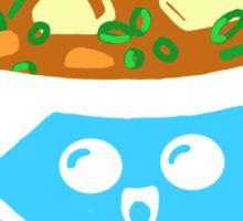 MisoHappy Soup! Sticker Sticker