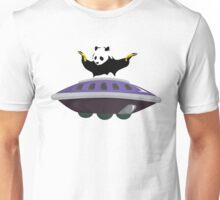 Panda Invasion Day Unisex T-Shirt