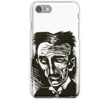 tesla (version 2) iPhone Case/Skin