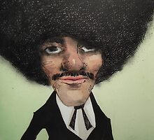 Phil Lynott by James Money