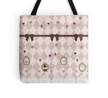 Alice's Tea - Cafe Version Tote Bag