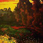 Dusk or Dawn by Derek Holliday