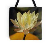Winery Flower Tote Bag