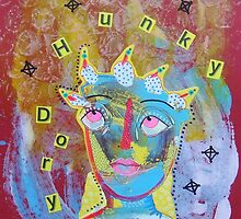 Hunky Dory by Bea Roberts