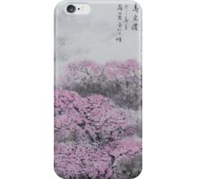 Beautiful spring   v1 iPhone Case/Skin