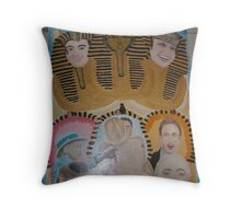 Princess Diana  and Dodi in Love Series (3/3) : Celebrations Throw Pillow