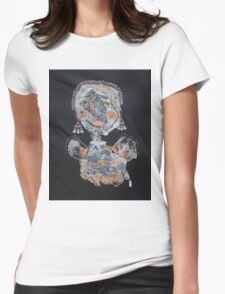 All Dressed Up Womens Fitted T-Shirt