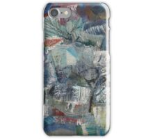 Sketch with a fence iPhone Case/Skin
