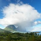 Lord Howe Island Rainbow by Geoffrey Chang