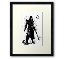 assassin's killer Framed Print