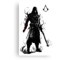 assassin's killer Canvas Print