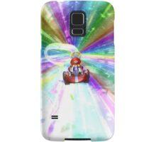 Rainbow Road Samsung Galaxy Case/Skin