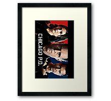 Chicago P.D. Framed Print