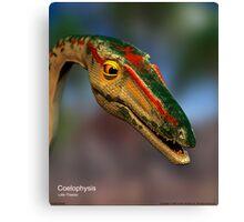 Coelophysis Canvas Print