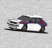 Legend Delta (car only) by 2fedex2