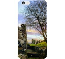 Dungiven Priory, Northern Ireland iPhone Case/Skin