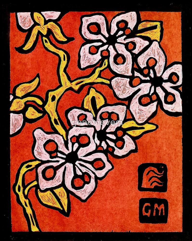 blossom by genevievem