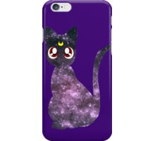 Galaxy Luna iPhone Case/Skin