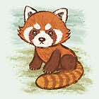 Red Panda by Toru Sanogawa