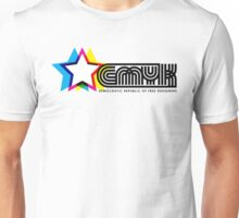 CMYK Republic Unisex T-Shirt