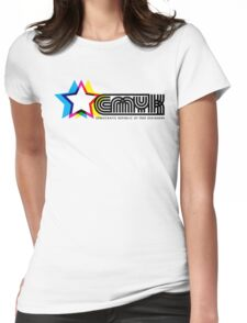 CMYK Republic Womens Fitted T-Shirt