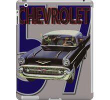57 Chevy iPad Case/Skin
