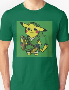 link pikachu T-Shirt