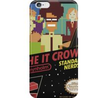 it crowd iPhone Case/Skin