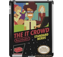 it crowd iPad Case/Skin
