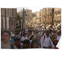 Jerusalem Day Parade Poster