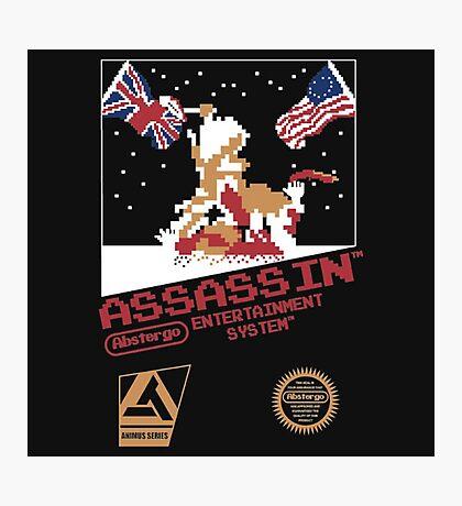 assassins creed 3 nes Photographic Print