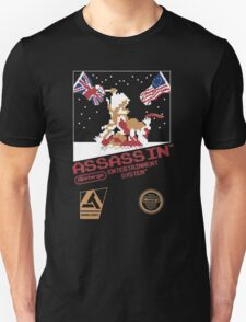 assassins creed 3 nes Unisex T-Shirt